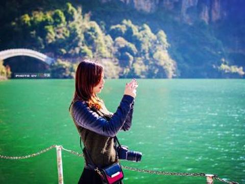 小小三峡旅游景点图片