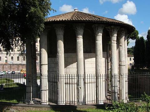 胜利者海克力斯神庙旅游景点图片