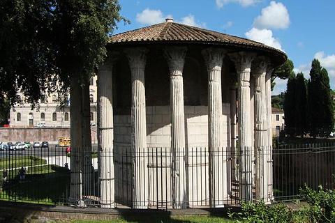 胜利者海克力斯神庙旅游景点攻略图