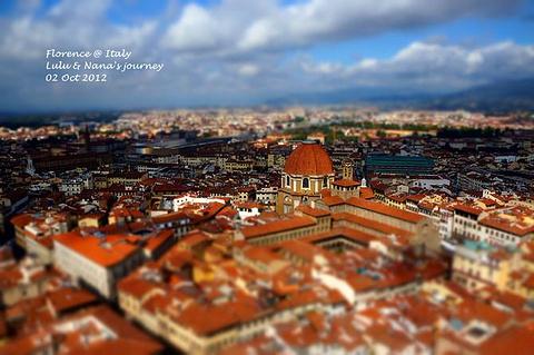 佛罗伦萨旅游景点图片