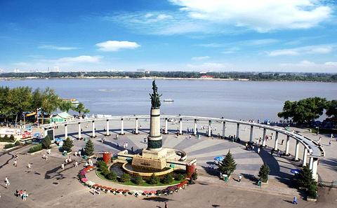 哈尔滨市人民防洪胜利纪念塔