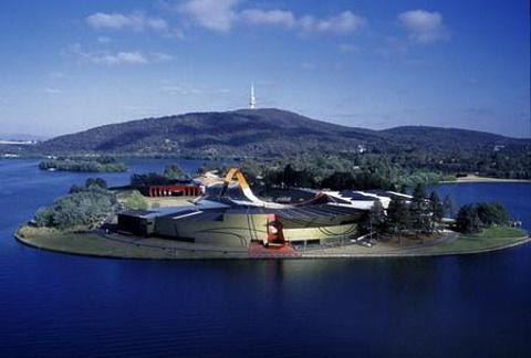 澳大利亚国家博物馆旅游景点图片