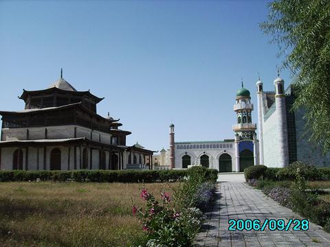 哈密回王墓旅游景点攻略图