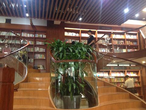 卓尔书店旅游景点攻略图