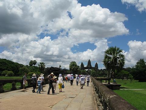 巴戎寺旅游景点攻略图
