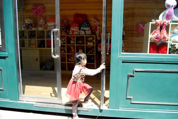 安吉里精品购物街图片