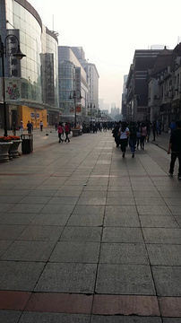 和平路商业步行街旅游景点攻略图