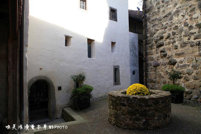 荷恩克林根城堡图片