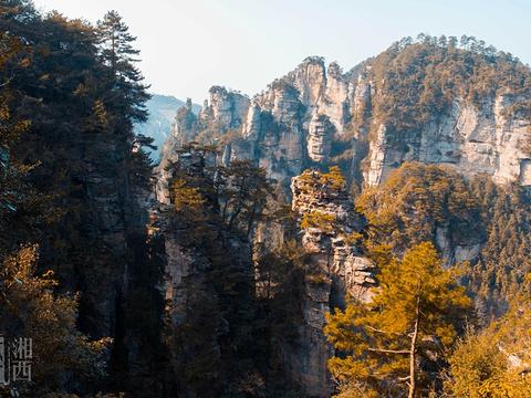 黄石寨旅游景点图片