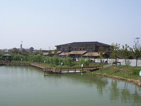 淹城春秋乐园旅游景点攻略图