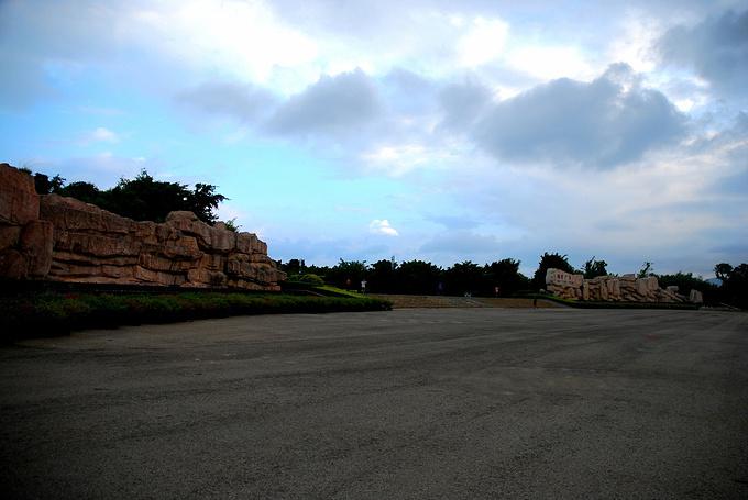 海棠广场图片