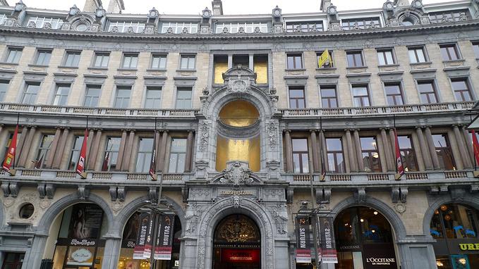 购物街Meir图片