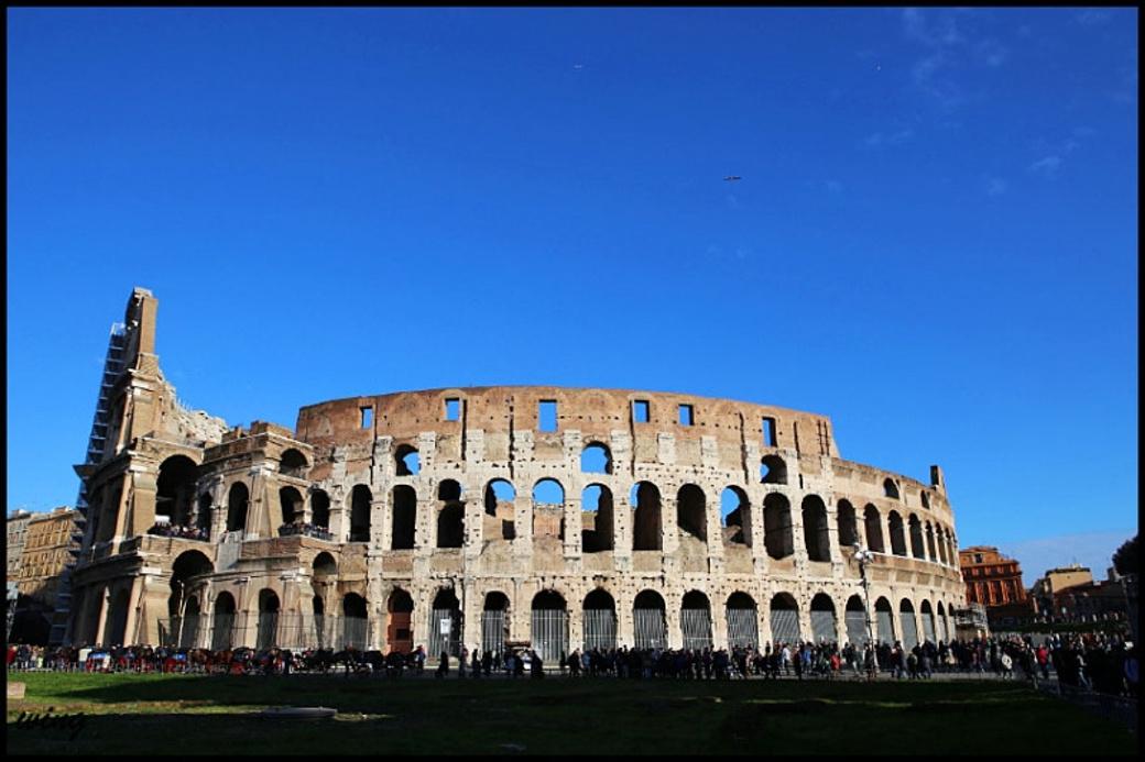 十天走过2000年——我在意大利的旅行(攻略+游记)