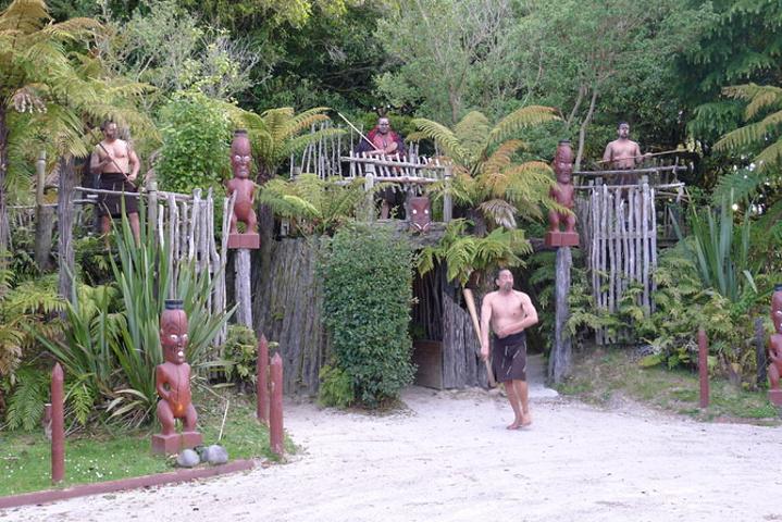 """""""一般介绍也就三个毛利村,这个性价比高一点,包括吃饭_塔玛基毛利村寨""""的评论图片"""
