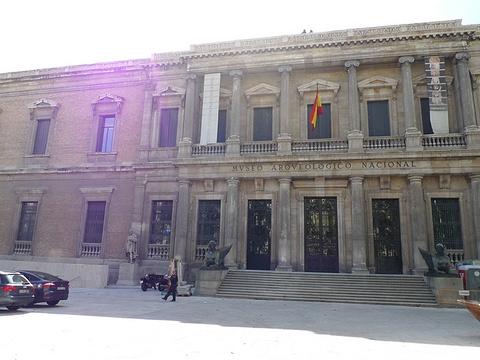 西班牙国家考古博物馆旅游景点图片