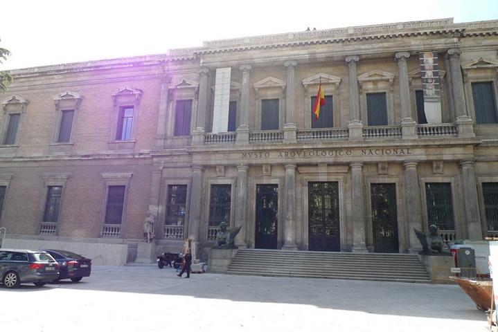 """""""_西班牙国家考古博物馆""""的评论图片"""