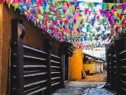 香格里拉旅游景点图片
