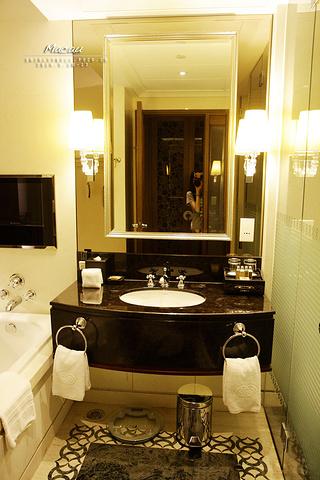"""""""...(也叫发财车),可是十六浦索菲特酒店的没有,这也是这次给我印象非常好的这家五星级酒店唯一的缺憾_澳门十六浦索菲特大酒店(Sofitel Macau at Ponte 16)""""的评论图片"""