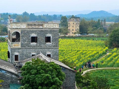 开平碉楼旅游景点图片