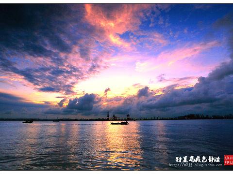 特呈岛旅游景点图片