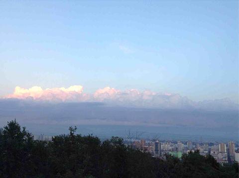 锦江山公园旅游景点攻略图