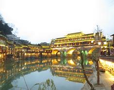 羊年春节,我在湖南
