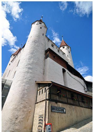 图恩城堡图片