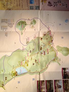 鼋头渚旅游景点攻略图