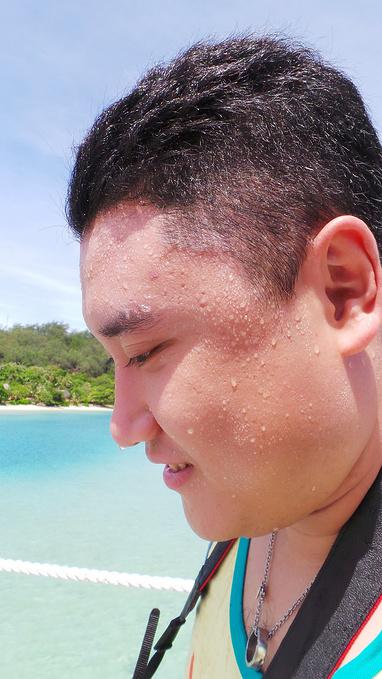 海岛游图片