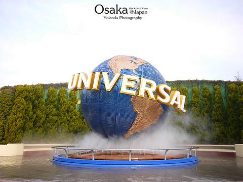日本环球影城旅游景点图片