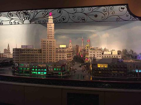 上海城市历史发展陈列馆旅游景点攻略图