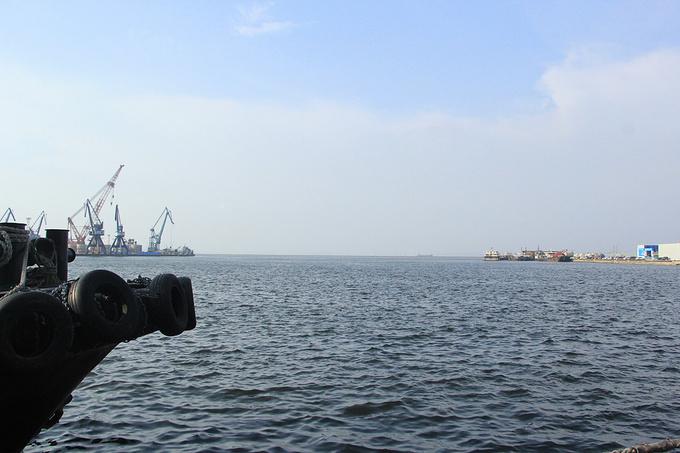 龙虾港图片
