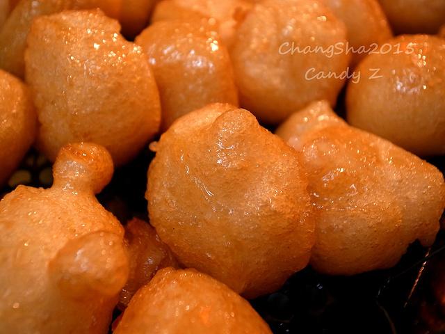 """""""【李公庙糖油粑粑】是长沙市最有名人气最为旺盛的糖油粑粑店,也是长沙著名的老字号_李公庙糖油粑粑""""的评论图片"""