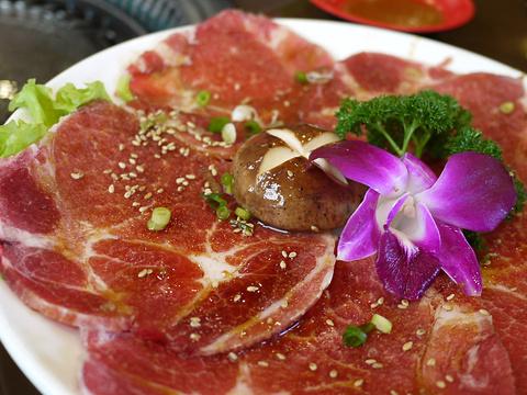 梦山水日式烤肉(五四广场店)旅游景点图片