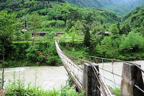 南宝山旅游景点攻略图