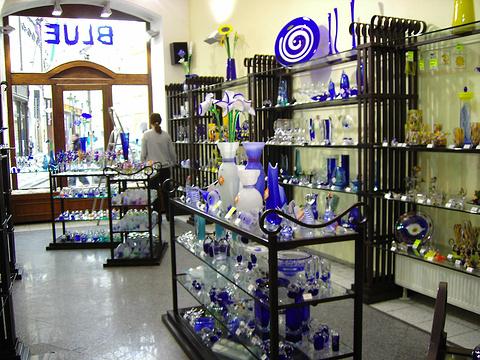 Blue shops旅游景点攻略图