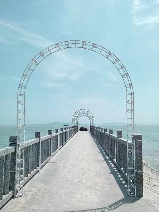 环岛路骑行:珍珠湾——厦门市会展中心/胡里炮台图片