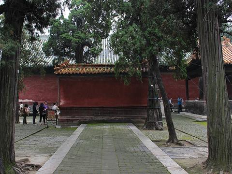 孔子故居旅游景点图片