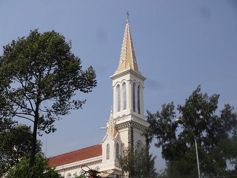 县士教堂旅游景点攻略图