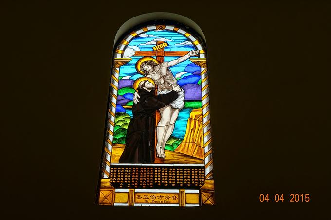 西开教堂图片