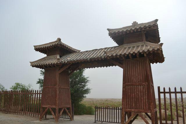 青海湖、门源、敦煌十日行