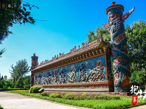 抱犊寨旅游景点图片
