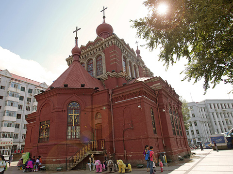 圣阿列克谢耶夫教堂旅游景点图片
