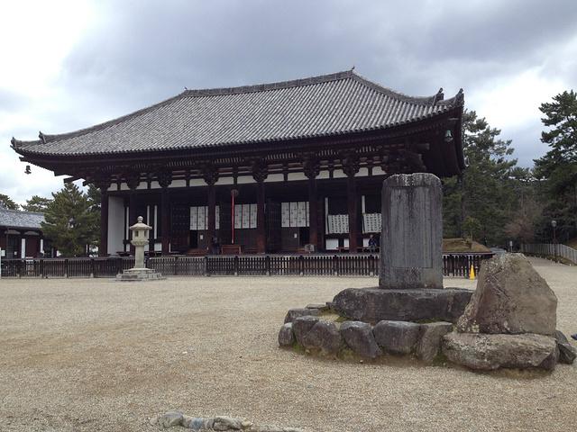 """""""兴福寺是奈良的标志性寺庙,从JR列车的奈良站出来后,可以在案内所拿到地图一直走就能看到兴福寺的..._兴福寺""""的评论图片"""