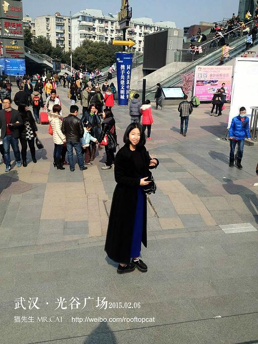 光谷广场图片