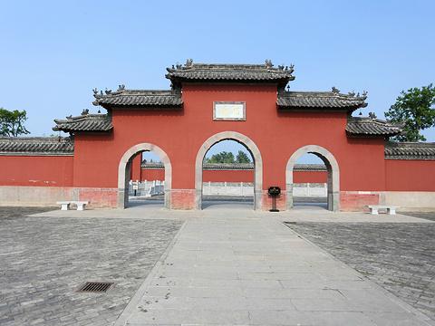 皂河古镇旅游景点图片
