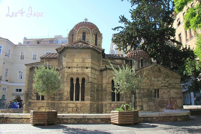 Church of Kapnikara图片