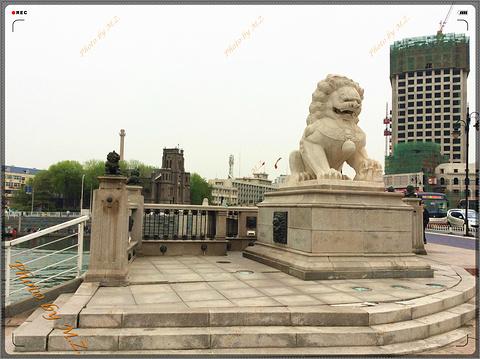 狮子林桥旅游景点攻略图
