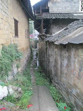 三甲古村落群旅游景点攻略图