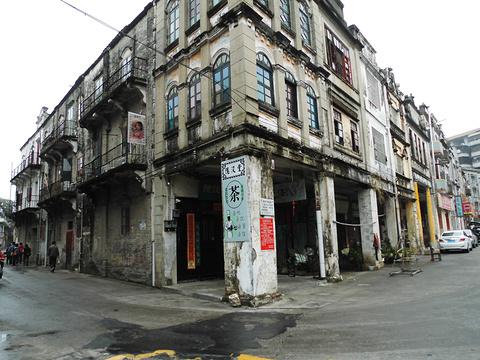赤坎古镇的图片